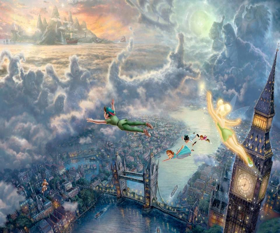 Peter Pan Magic