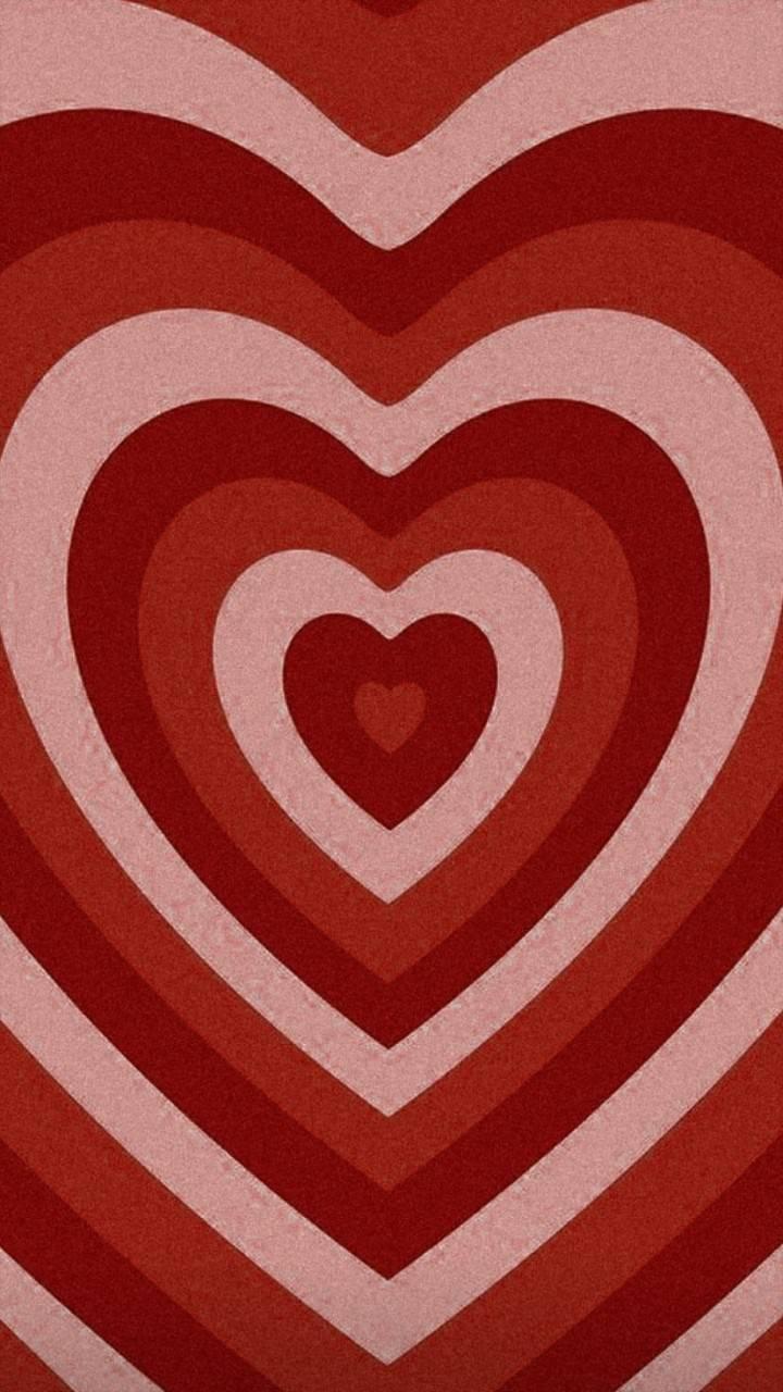 Looping heart