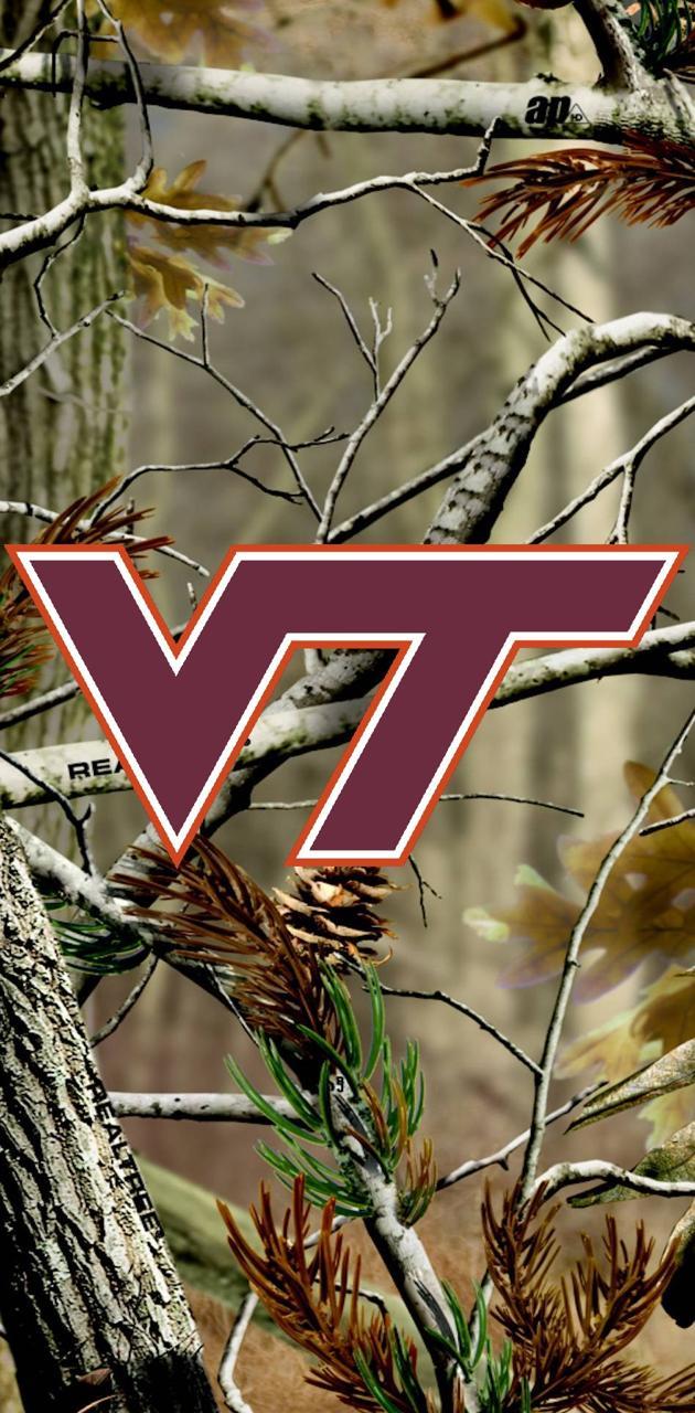 Virginia Tech Camo