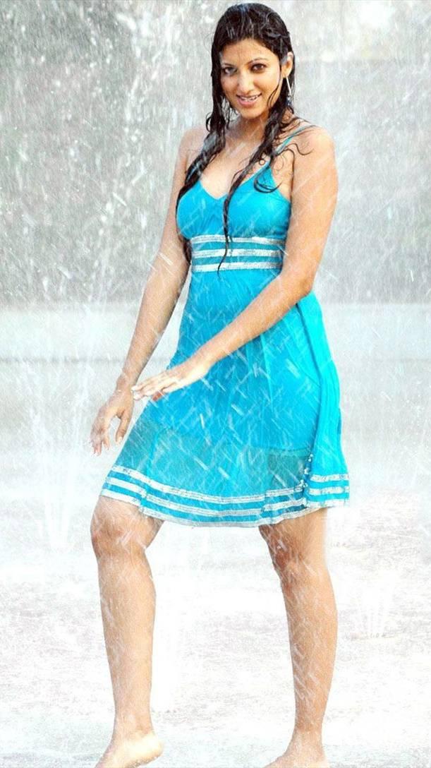 Actress Hot Wet