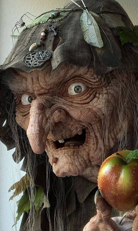 Baba Jaga Wallpaper by muti47 - b9 - Free on ZEDGE™