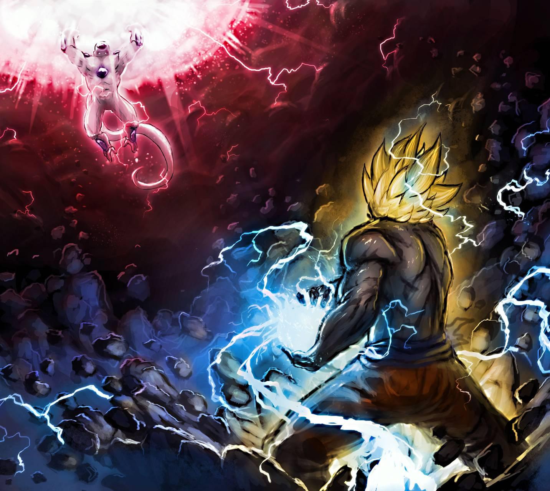 Goku Vs Frieza Wallpaper by luigyh - 29