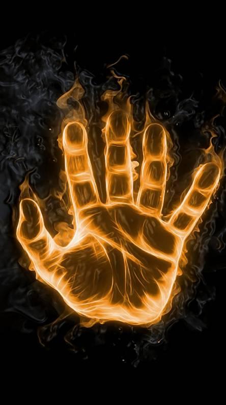 fingers fire