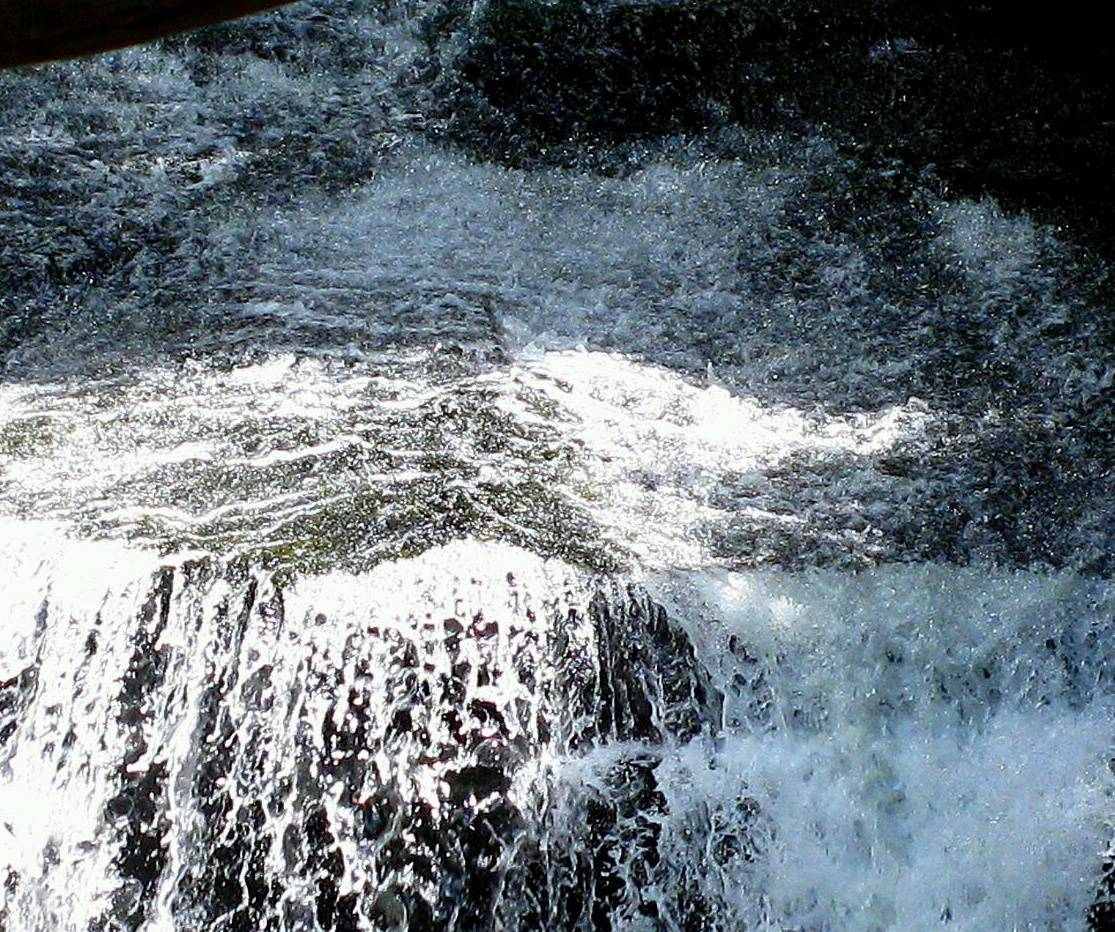 Waterfall Upclose