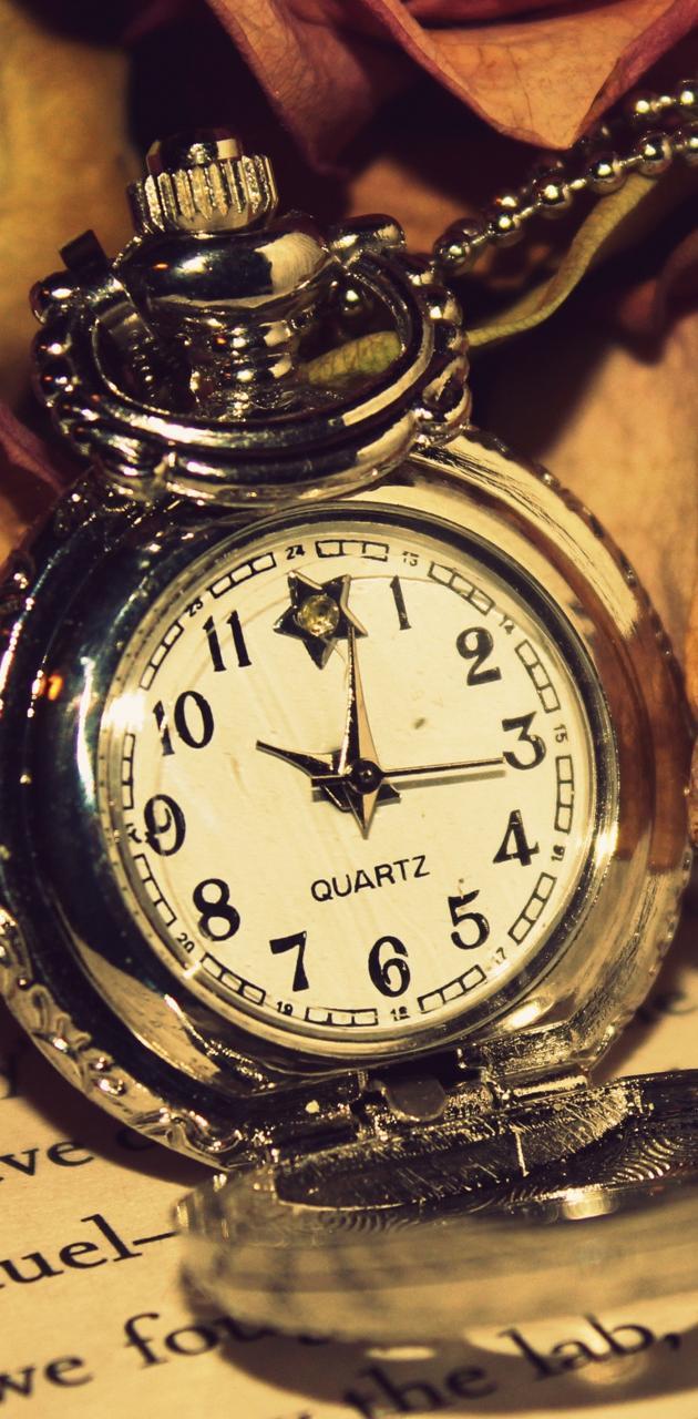 Antique Timepiece