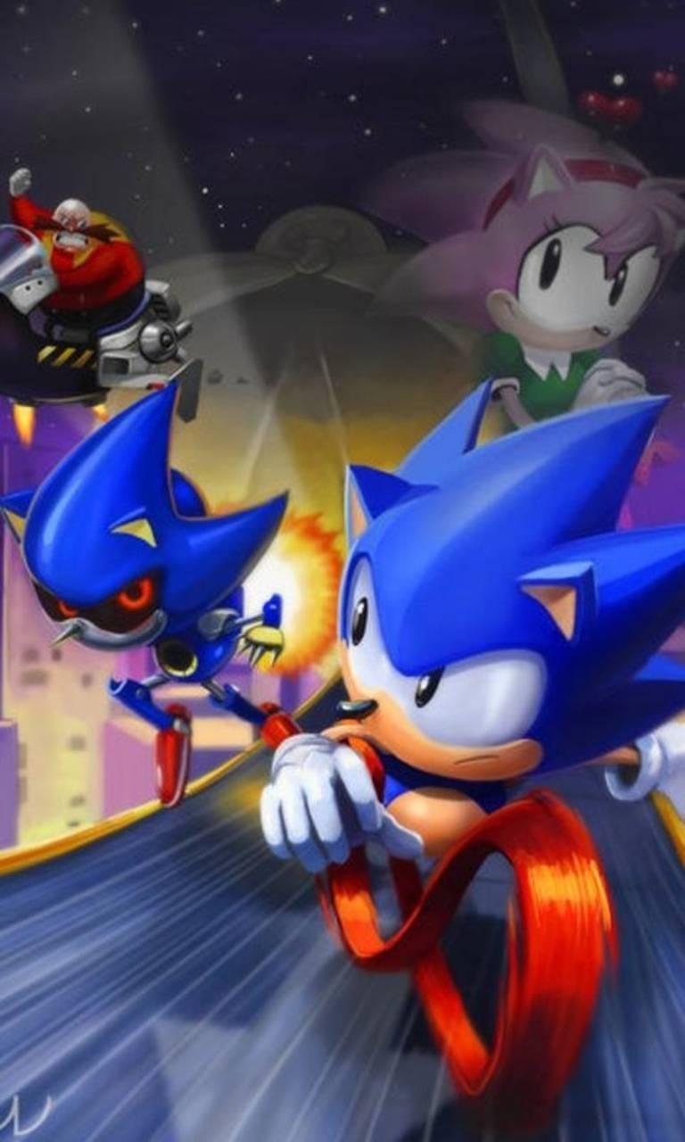 Sonic CD Wp