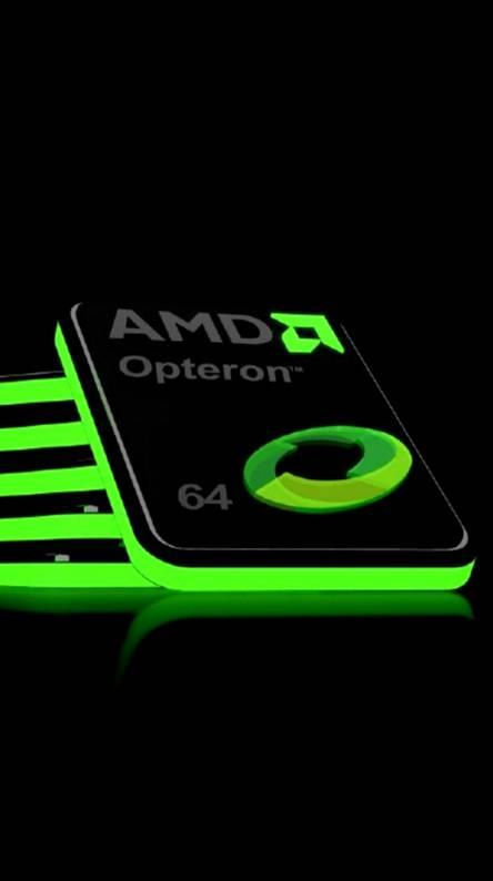 AMD x64 CPU