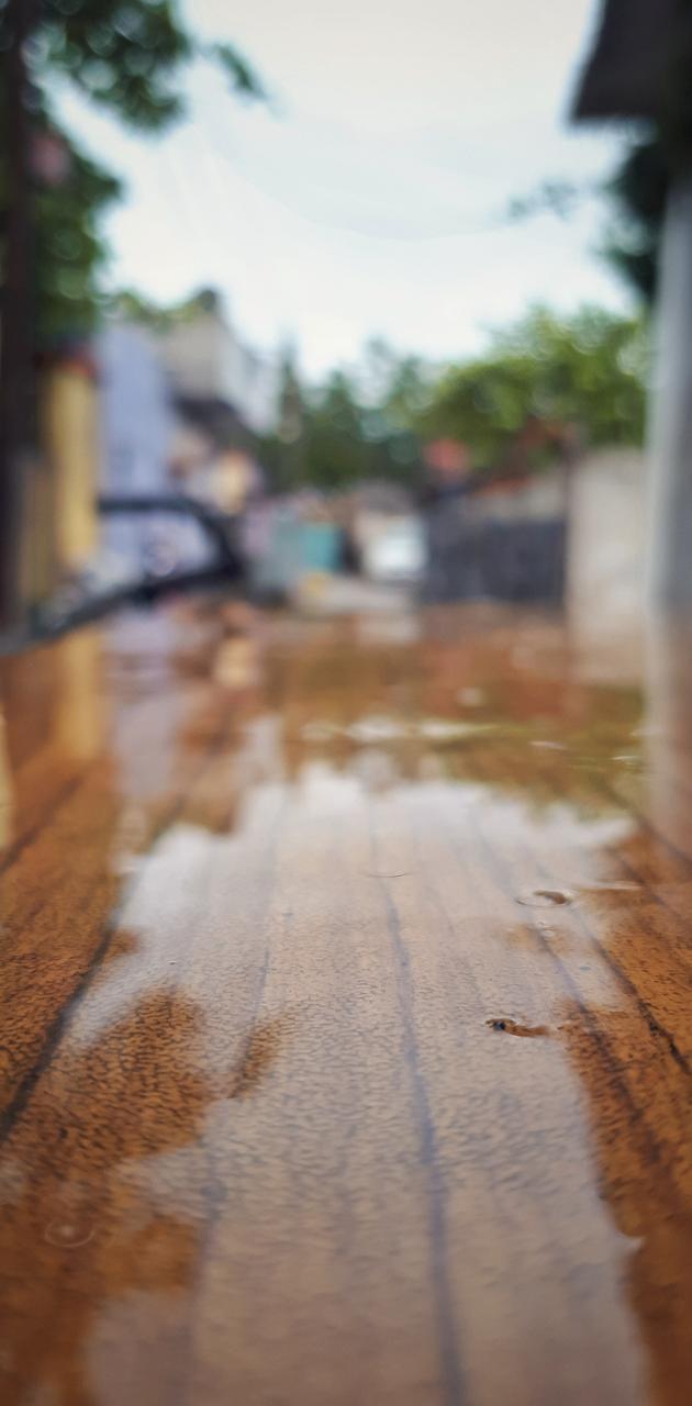 Rain wallpapera