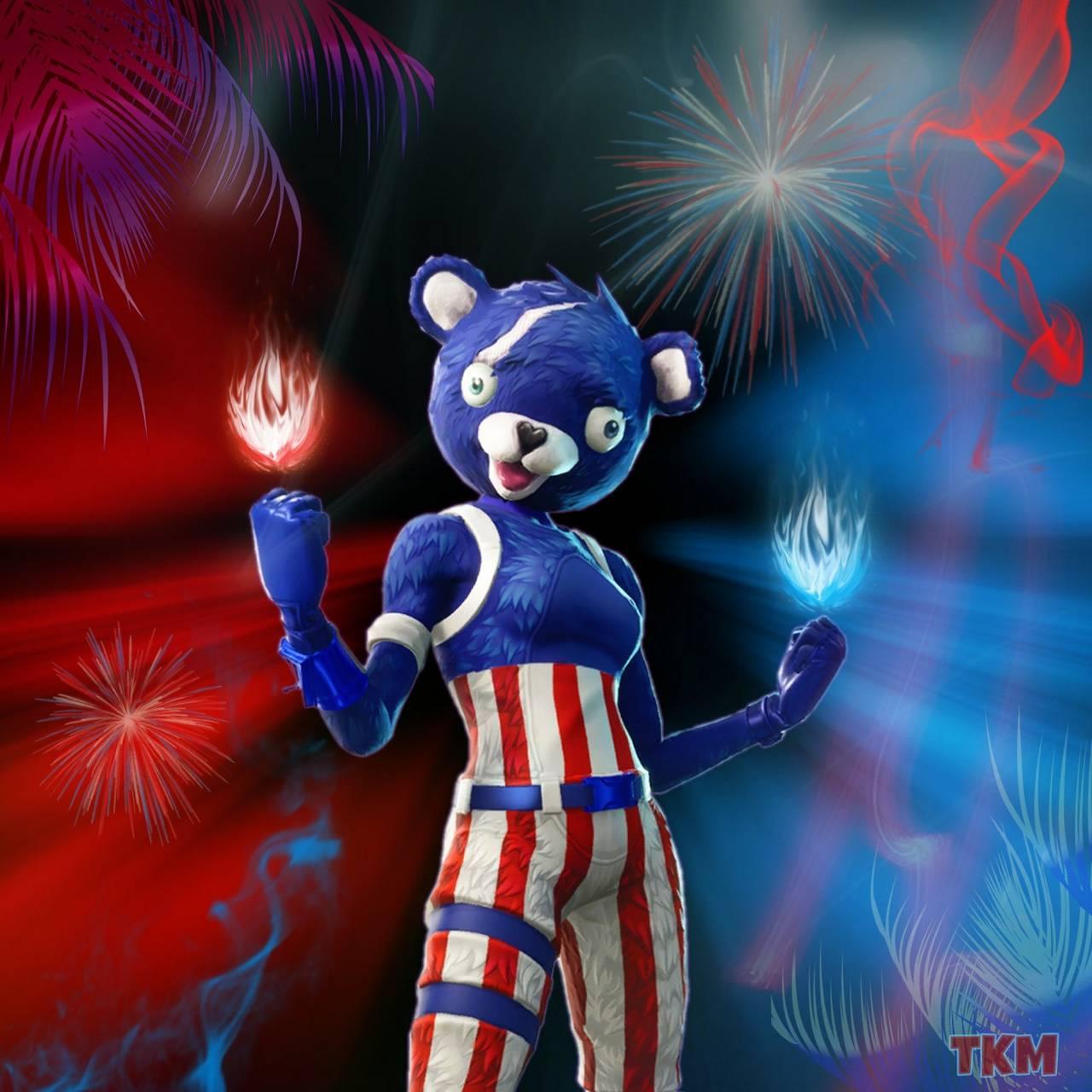 USA bear