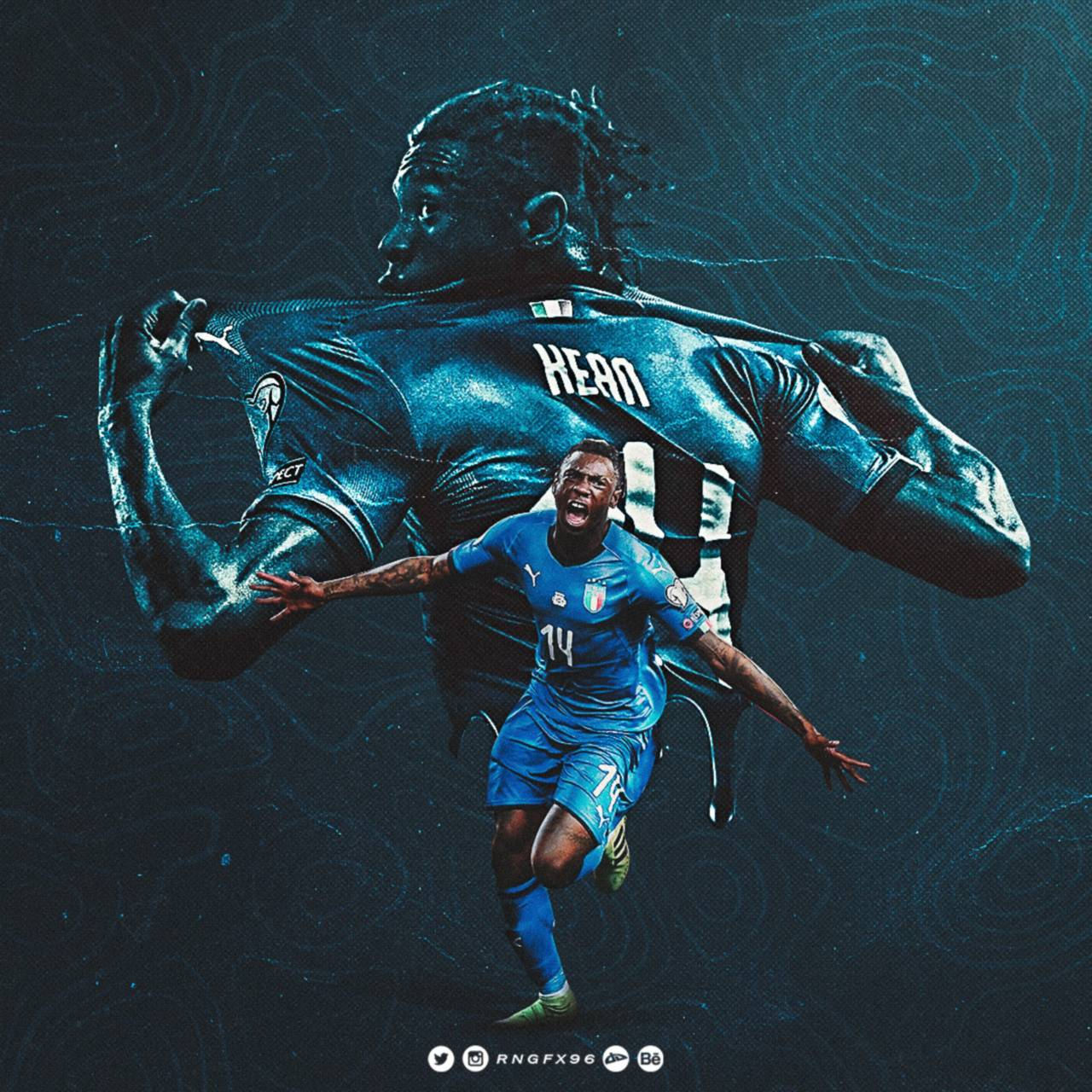Moise Kean Wallpaper By Elnaztajaddod E8 Free On Zedge