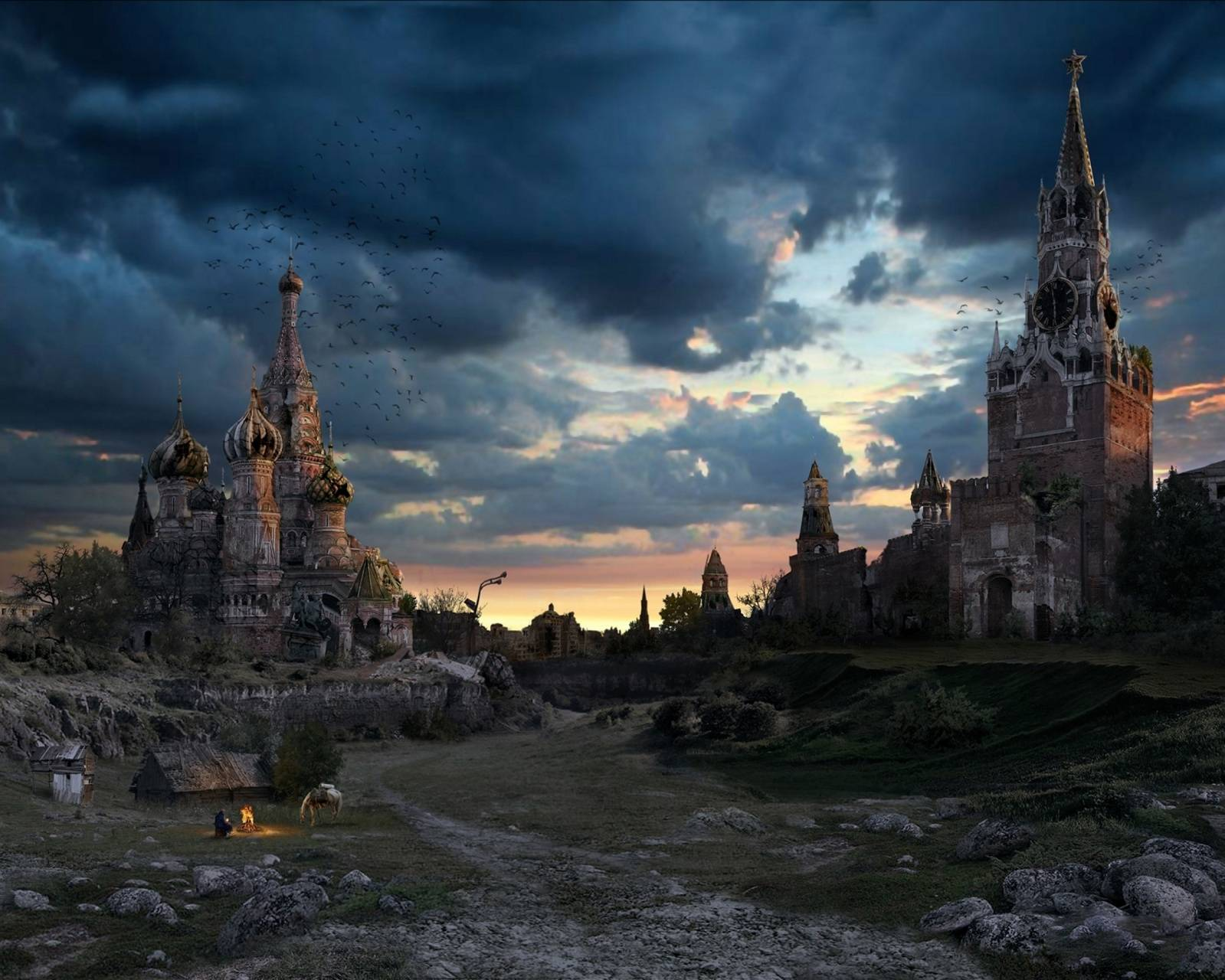 Moscow Castles