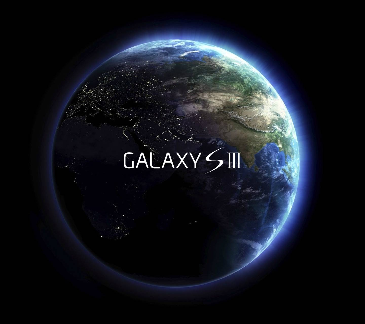 Earth Galaxy S3