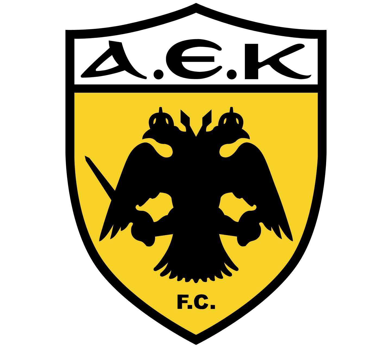 AEK Athens FC Logo