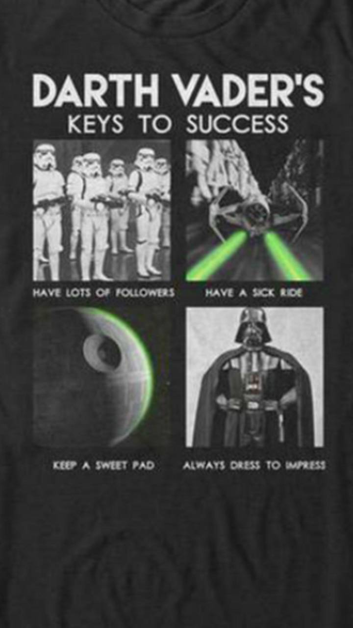 Vaders rules