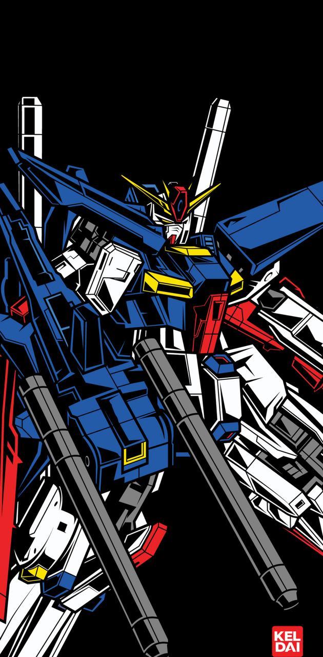 Gundam By Keldai
