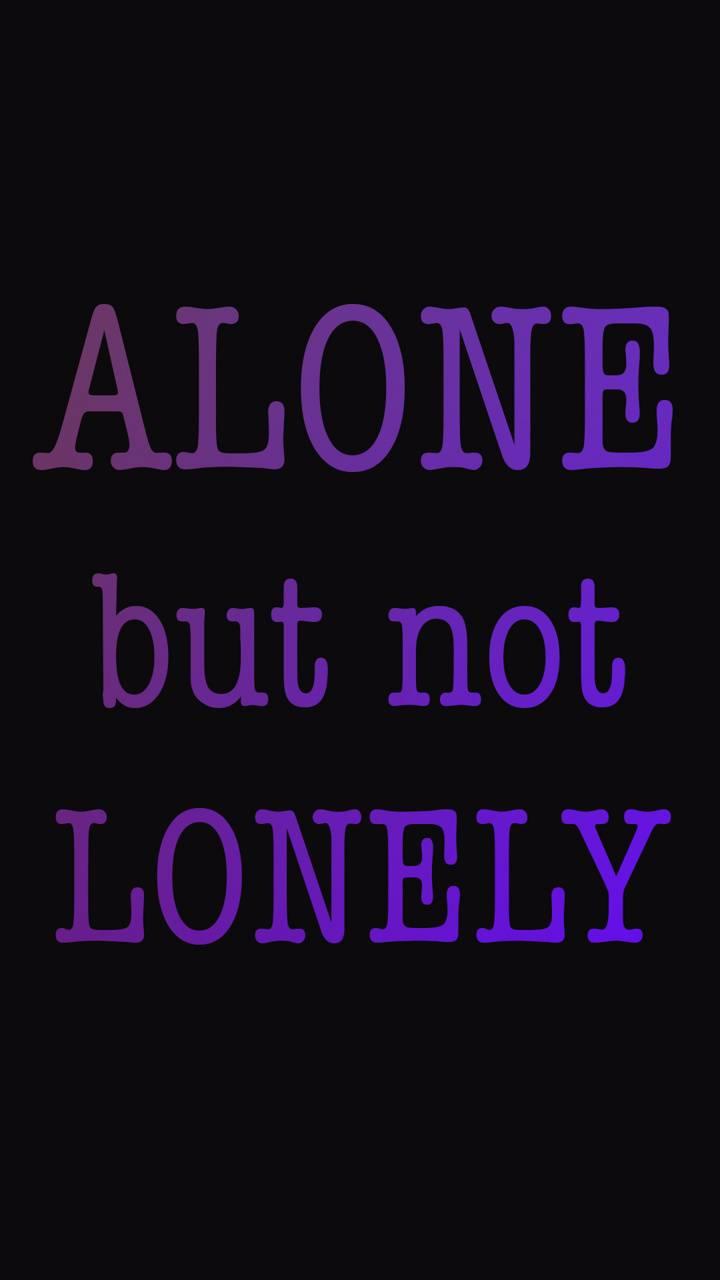 Alone but not Lonely wallpaper by blueKraken 0d Free on