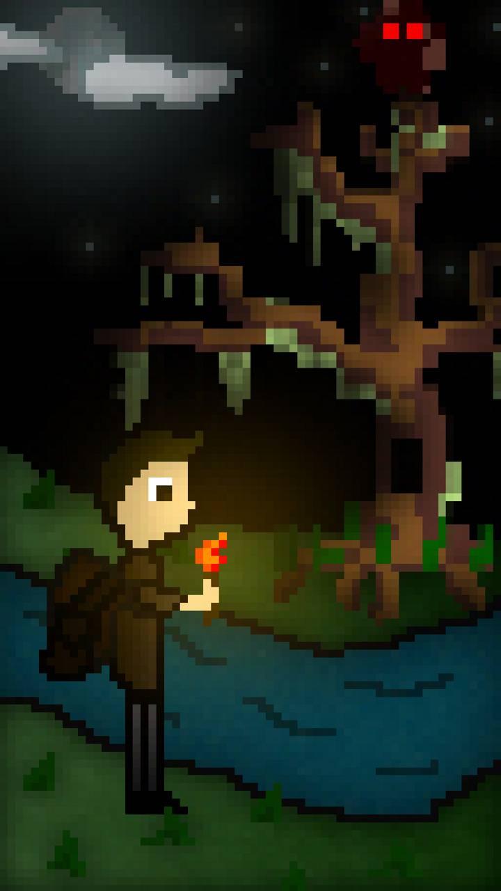 Adventurer Pixel Art