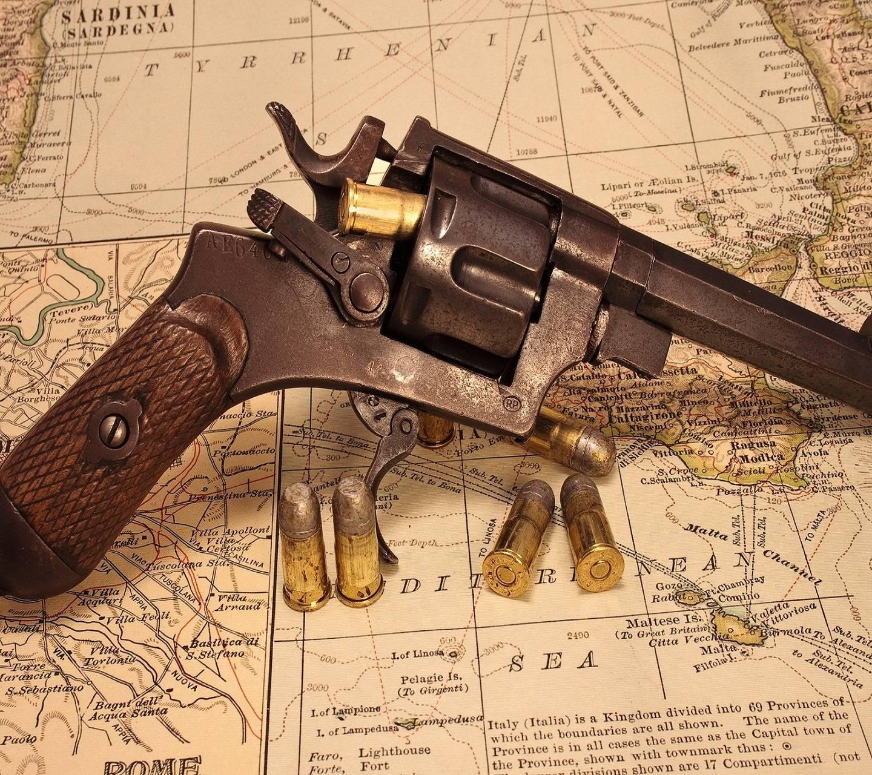 Old Cowboy Gun