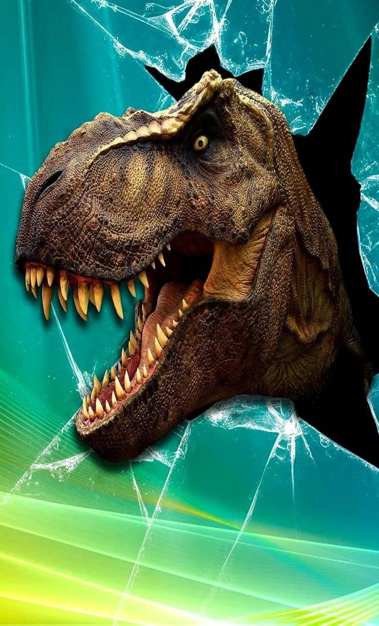 Dinosaur Broken