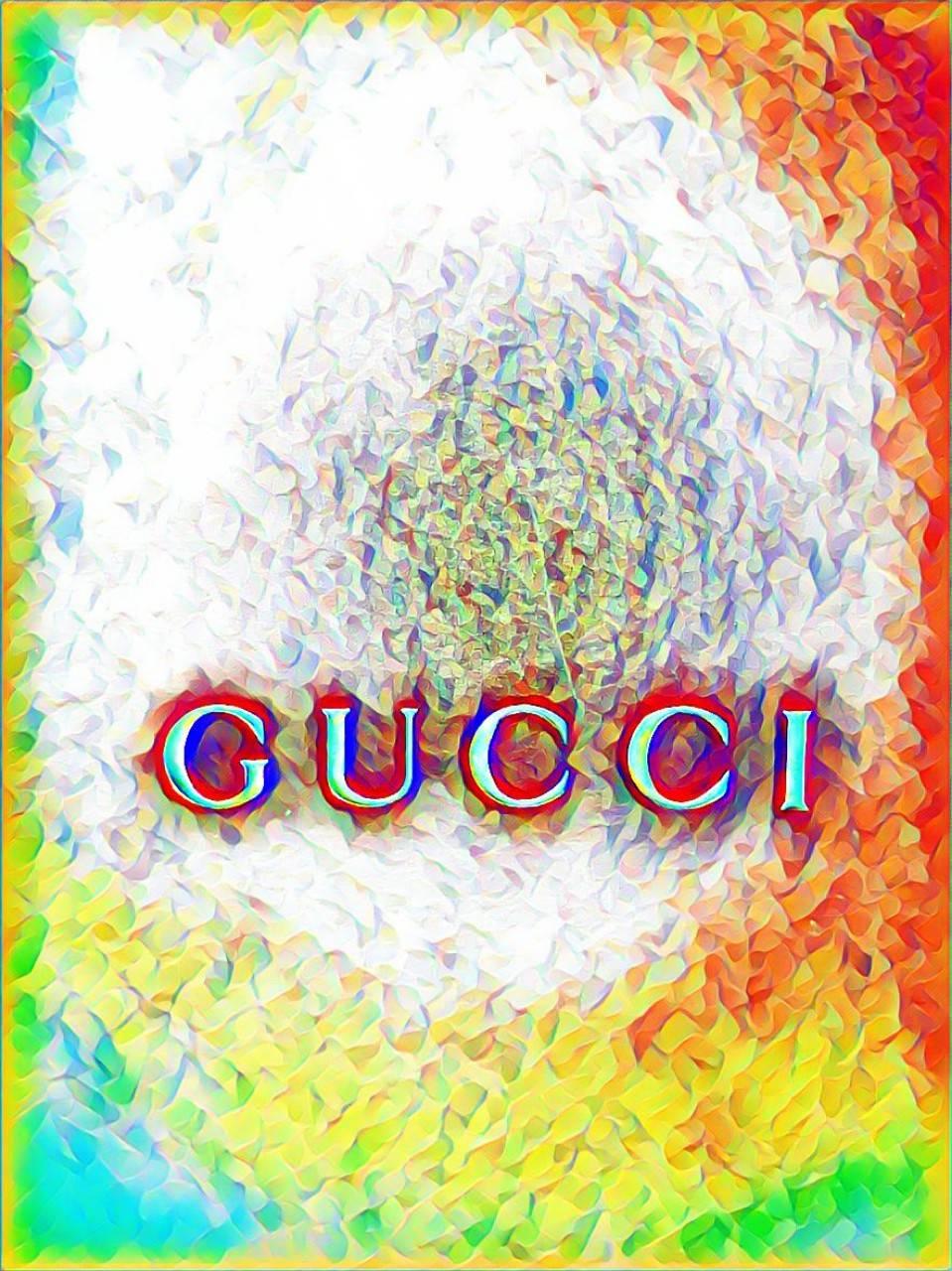 Colorful Gucci