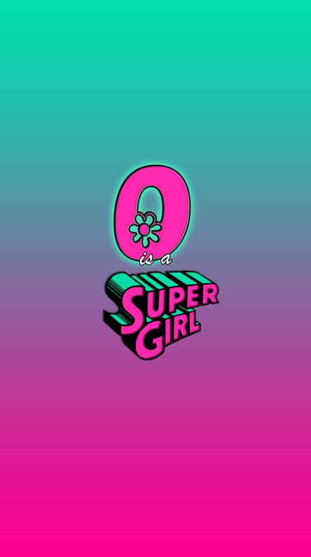 O SUPER GIRL