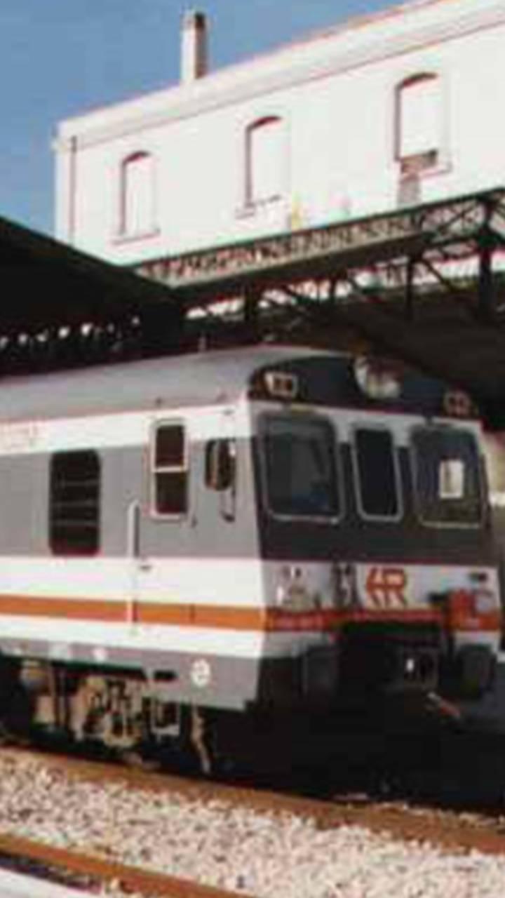 RENFE 592 Regionales