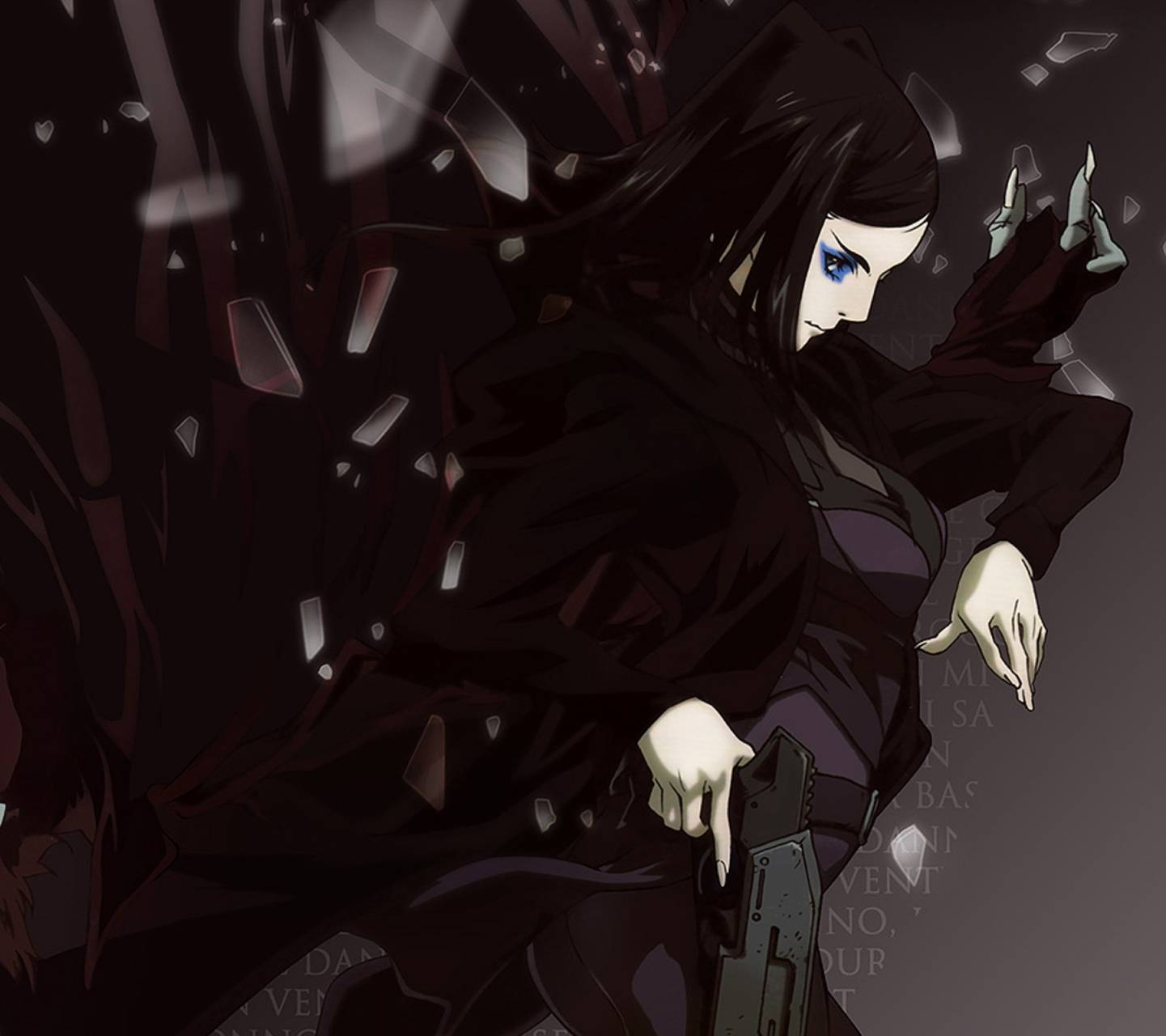 Ergo Proxy Wallpaper By Kirchkan