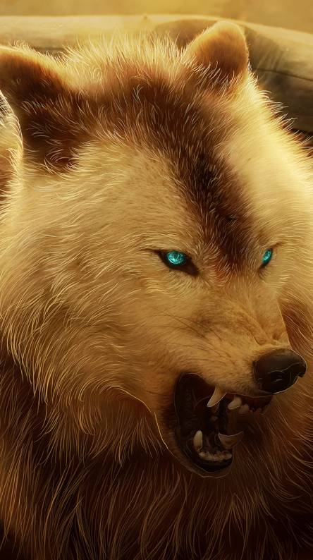 Angry Wolfs Ringtones And Wallpapers Free By Zedge