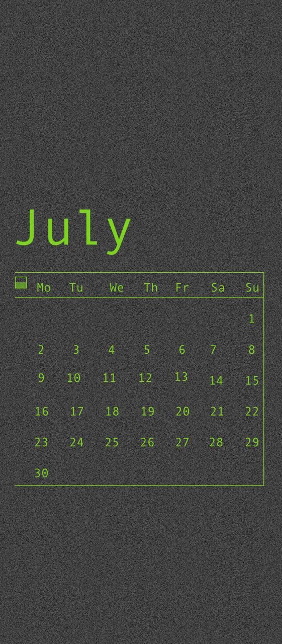 Digital July