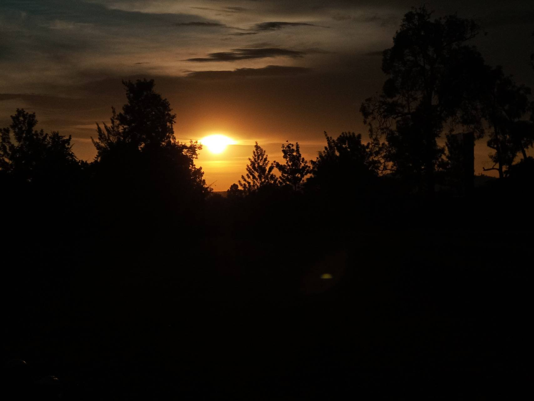 Jinja Sunset