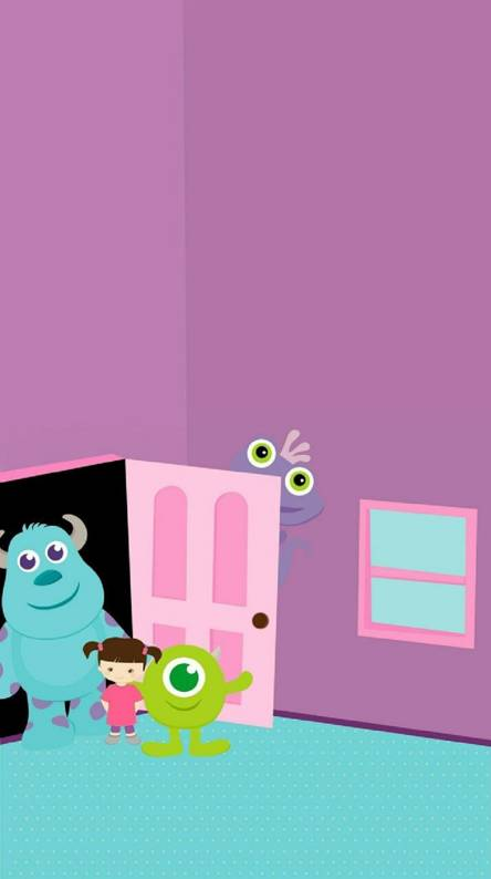 Monsters Inc Wallpapers Free By Zedge
