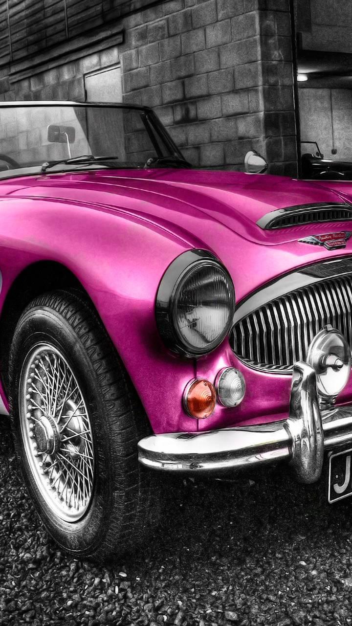 Pink caddie