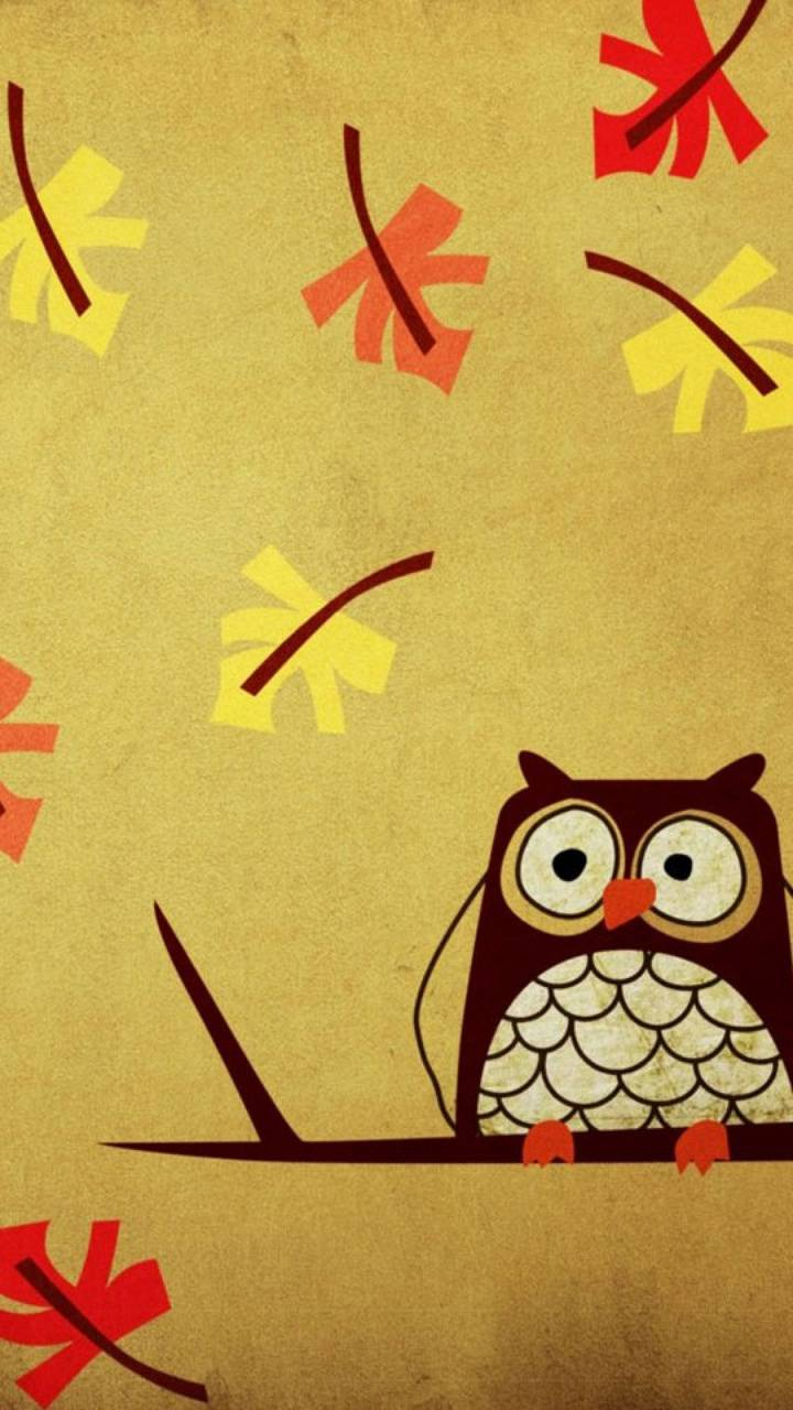 Cute Owl Wallpaper By Floradam 35 Free On Zedge