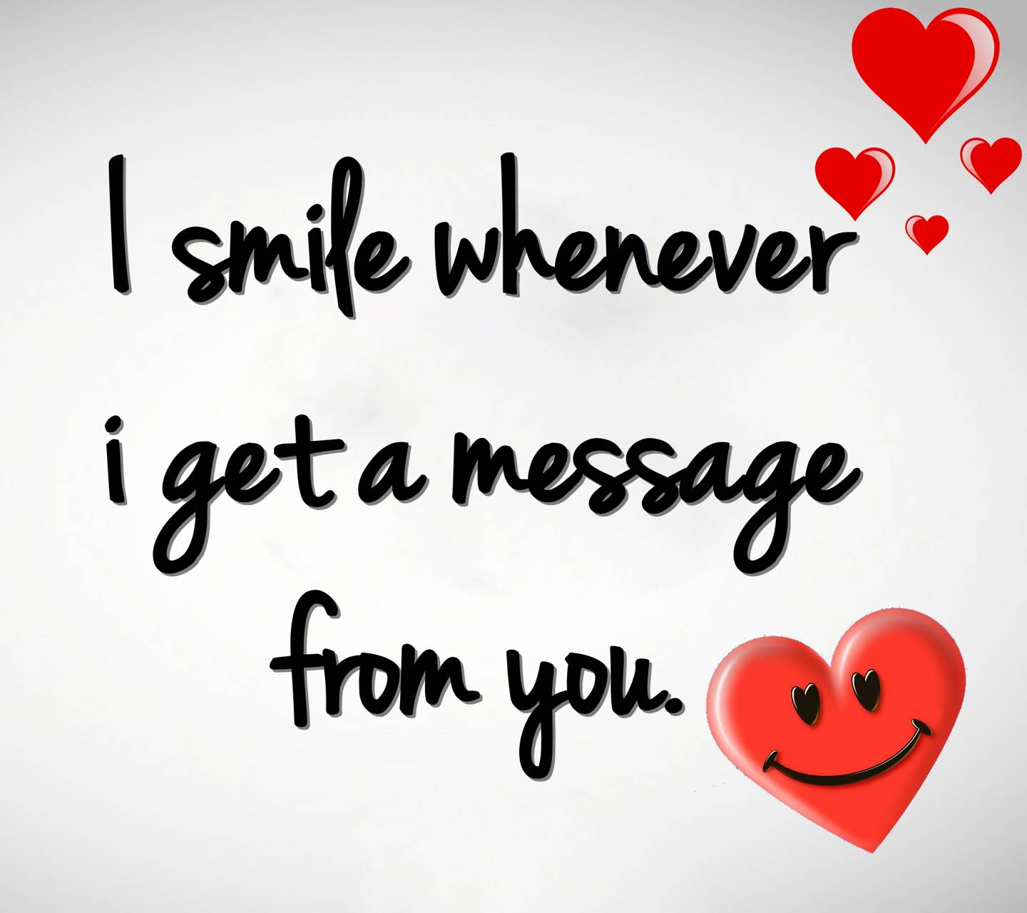 message from you Wallpaper by __JULIANNA__ - fc