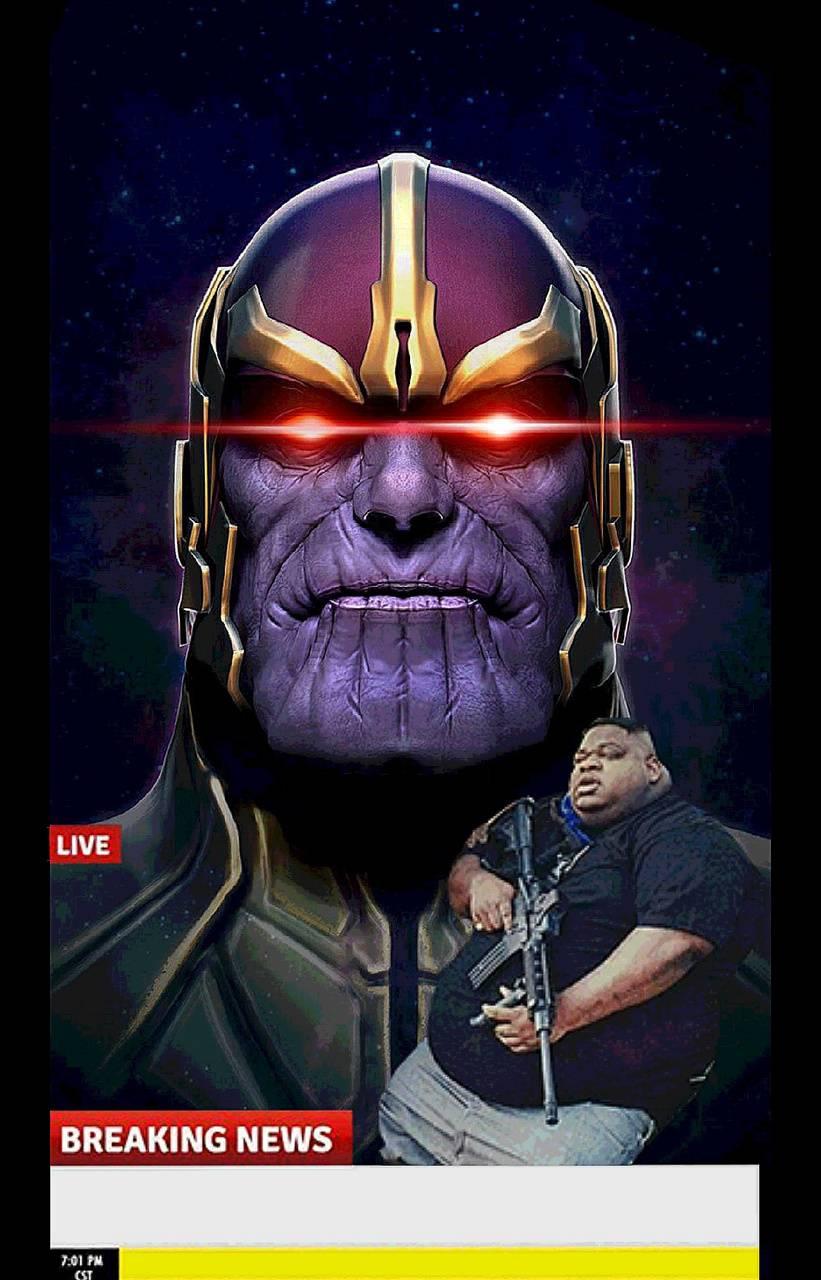 Thanos Meme Wallpaper By Skeletalgamingyt F0 Free On Zedge