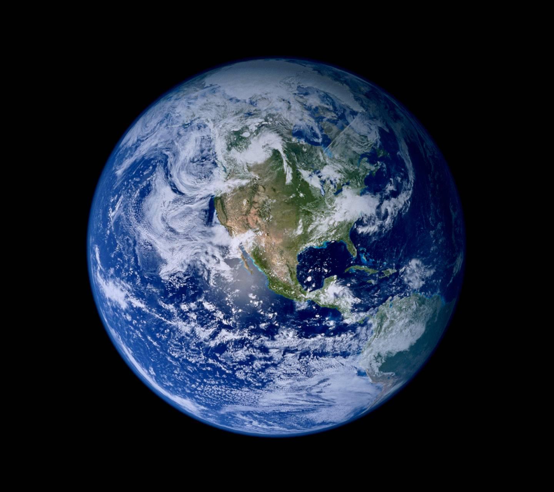 half earth
