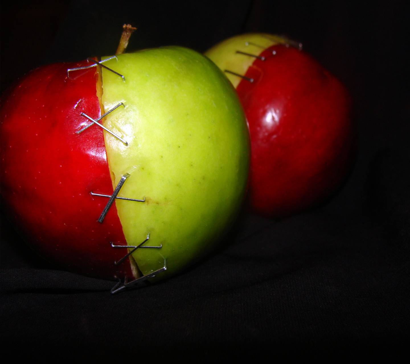 Scary Apple