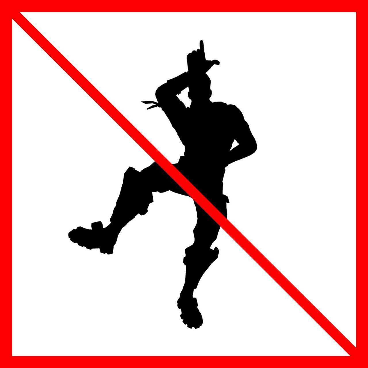 No Dance please