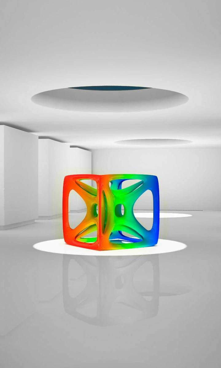 Colorful Cube