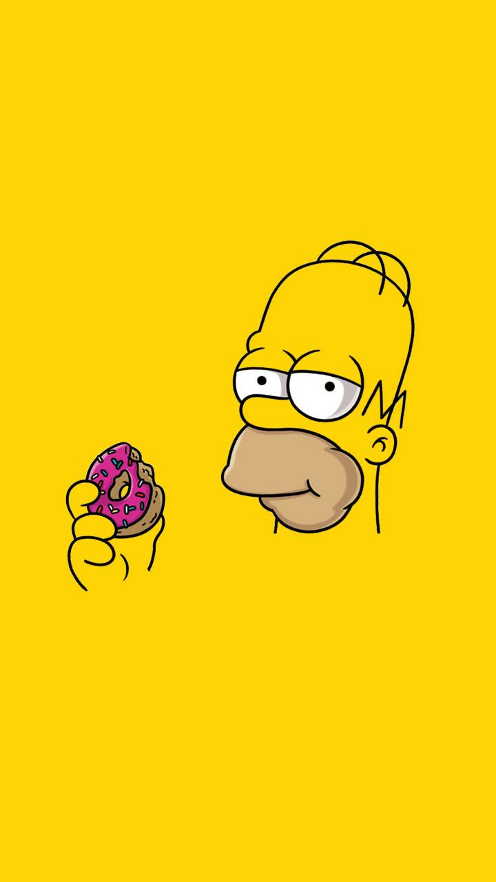 The Simpsons Homer