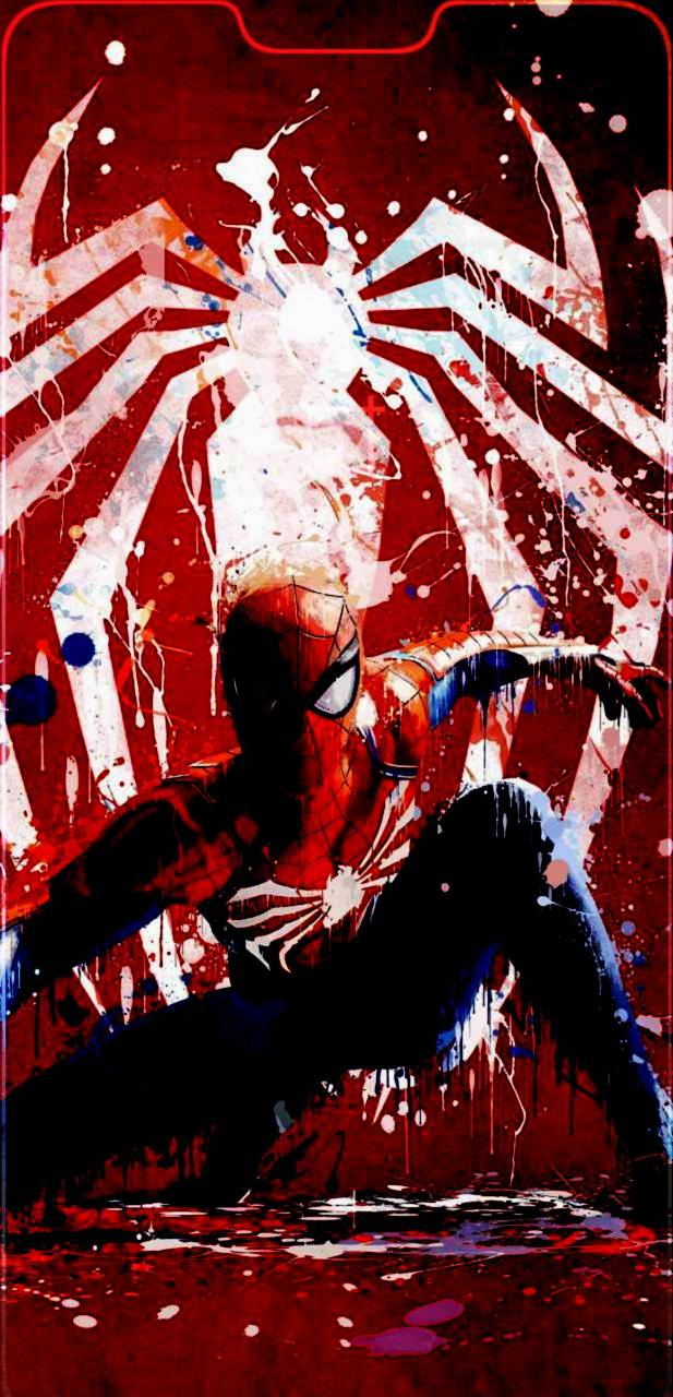 Spiderman Dark Notch Wallpaper By Theprince6363 D0 Free On Zedge