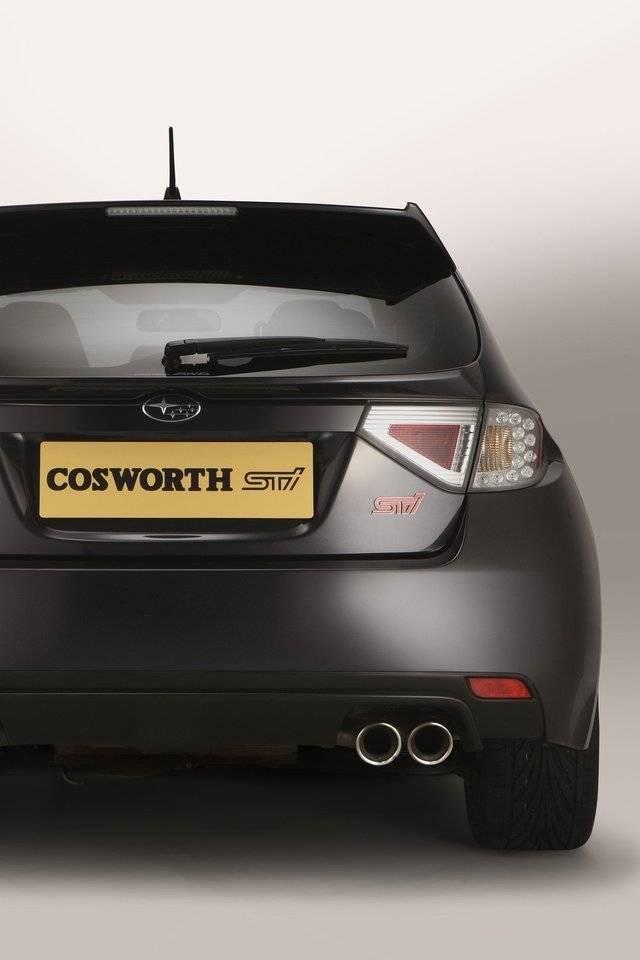 Subaru Cosworth