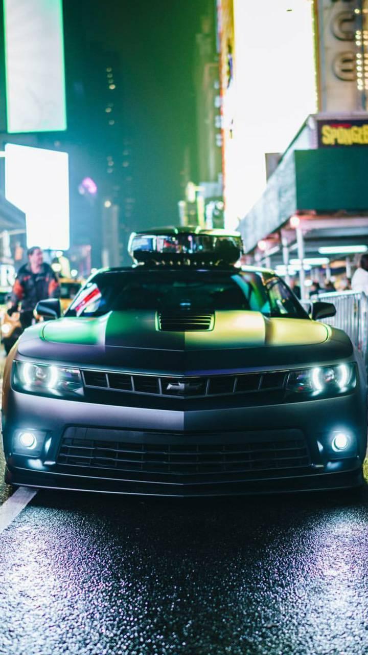 Stealth Camaro