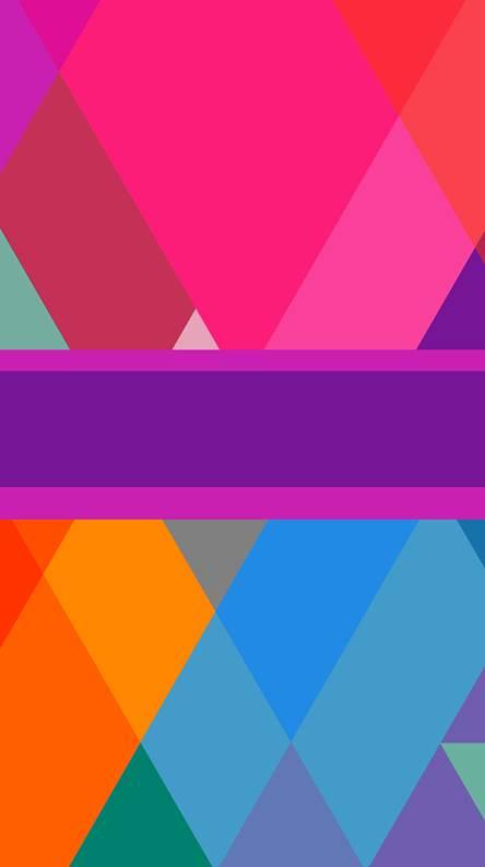 stripe rhombuses