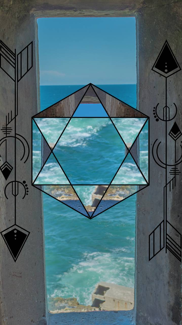 Geometric ocean