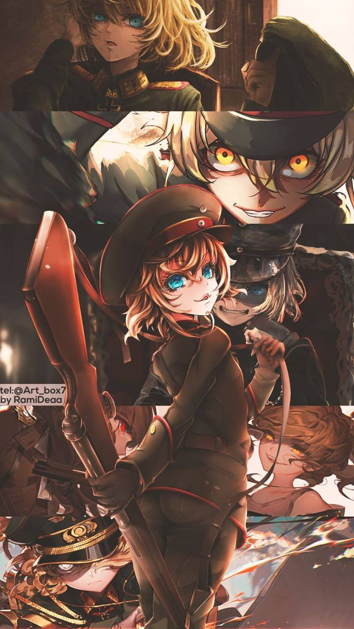 Tanya The Evil Wallpaper By Linny217 71 Free On Zedge