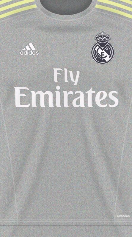 Real Madrid 15-16