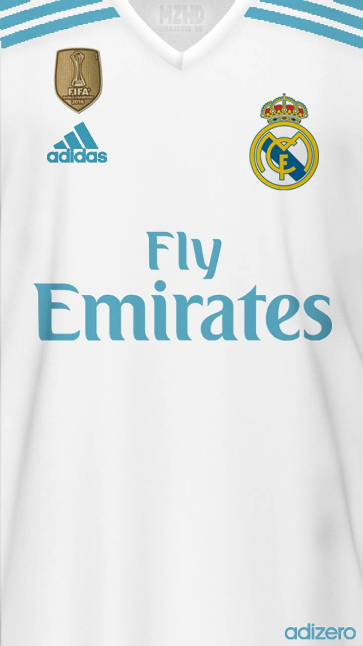 uk availability 01afa 915ba Real Madrid Home Kit Wallpaper by MajzoubHD - e5 - Free on ...