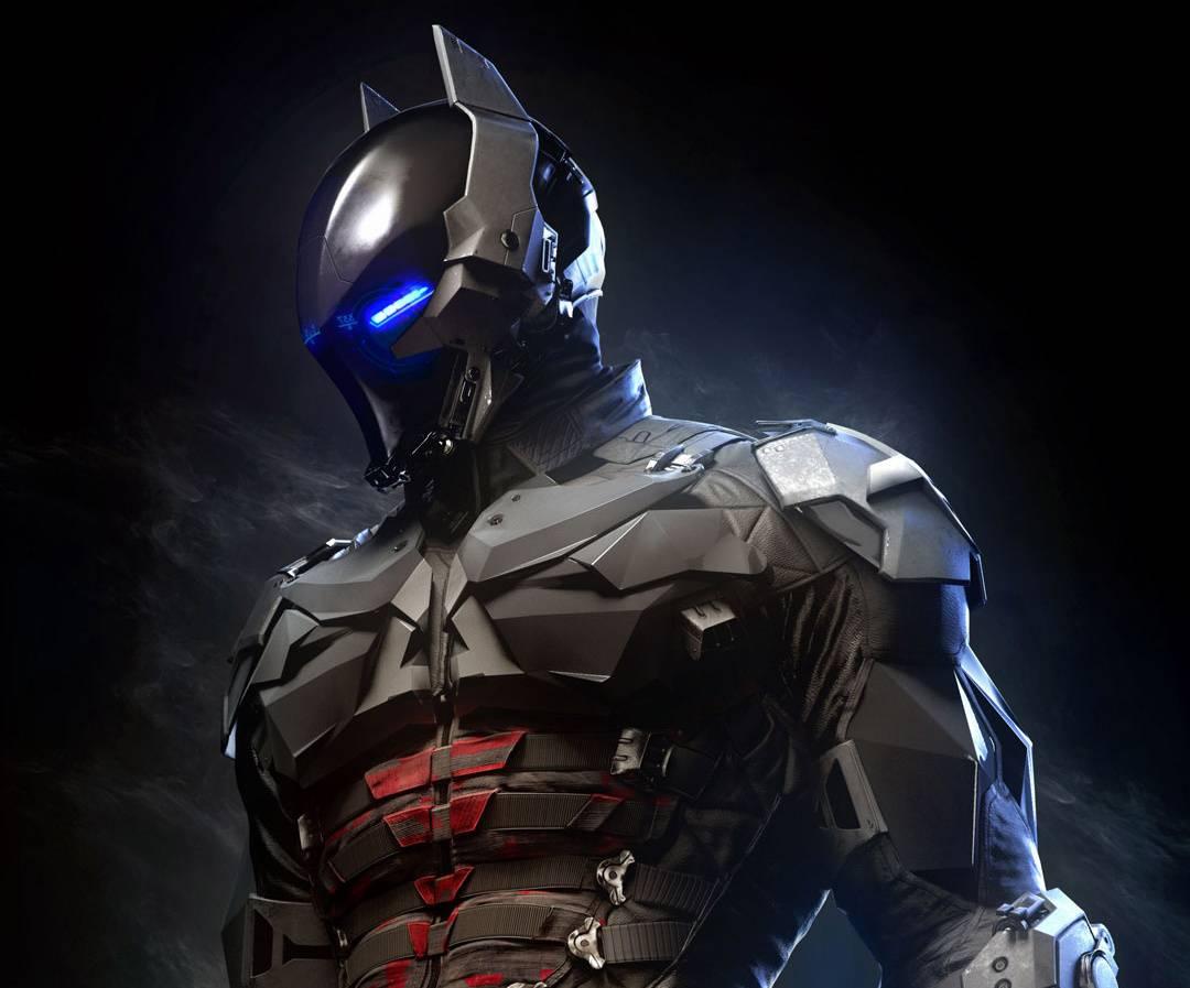 dark knight armour