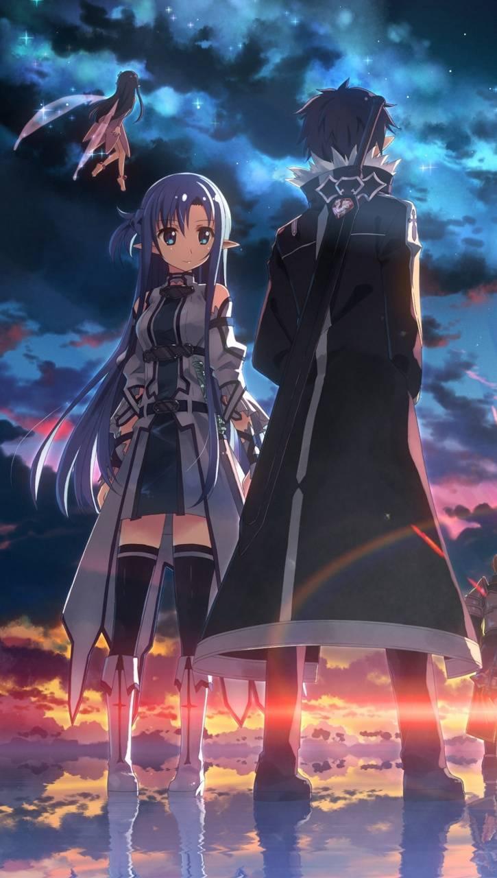 Sword Art Online 2 Wallpaper By Animefreak250 C3 Free On Zedge
